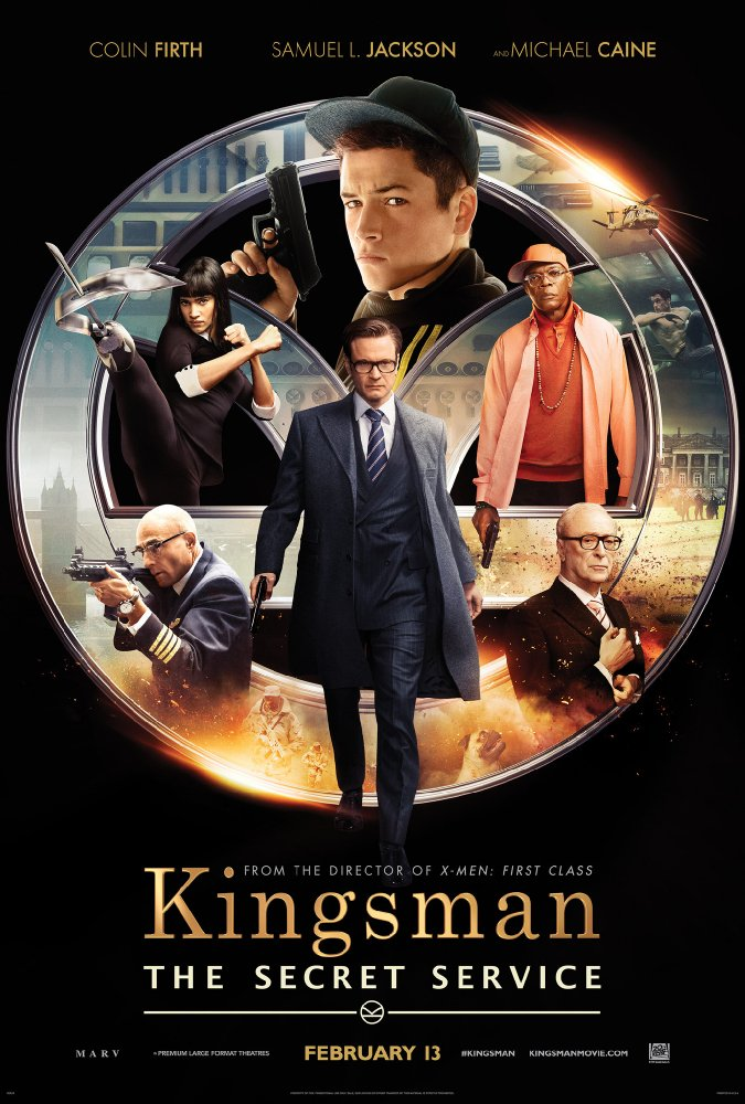 Kingsman: The Secret Service Cover