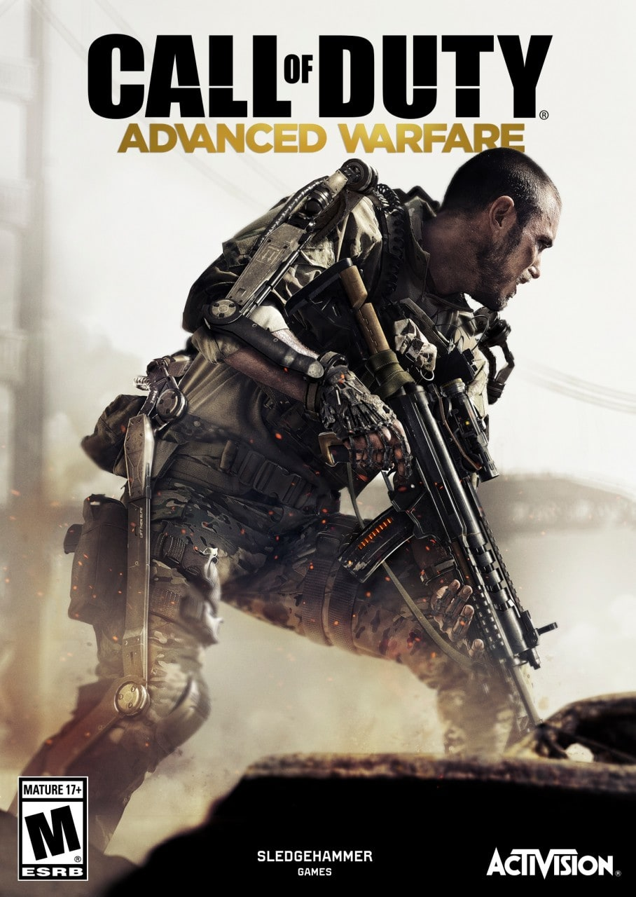Call of Duty – Advanced Warfare Cover