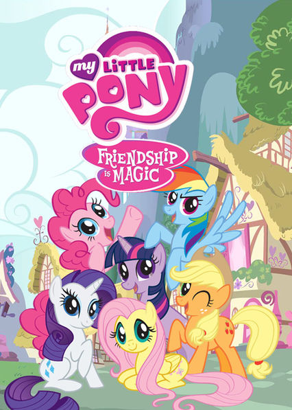 My Little Pony: Friendship Is Magic Cover