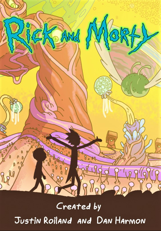 Rick and Morty Cover