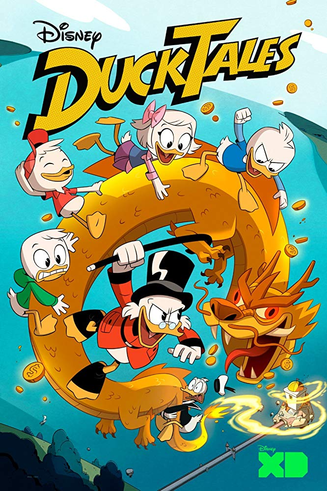Duck Tales [2017] Cover