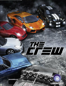 The Crew (Story) Cover