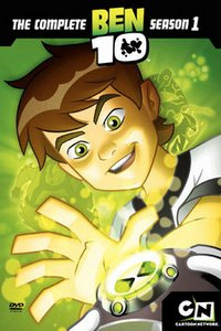 Ben 10 (Alien Force, Ultimate Alien) Cover