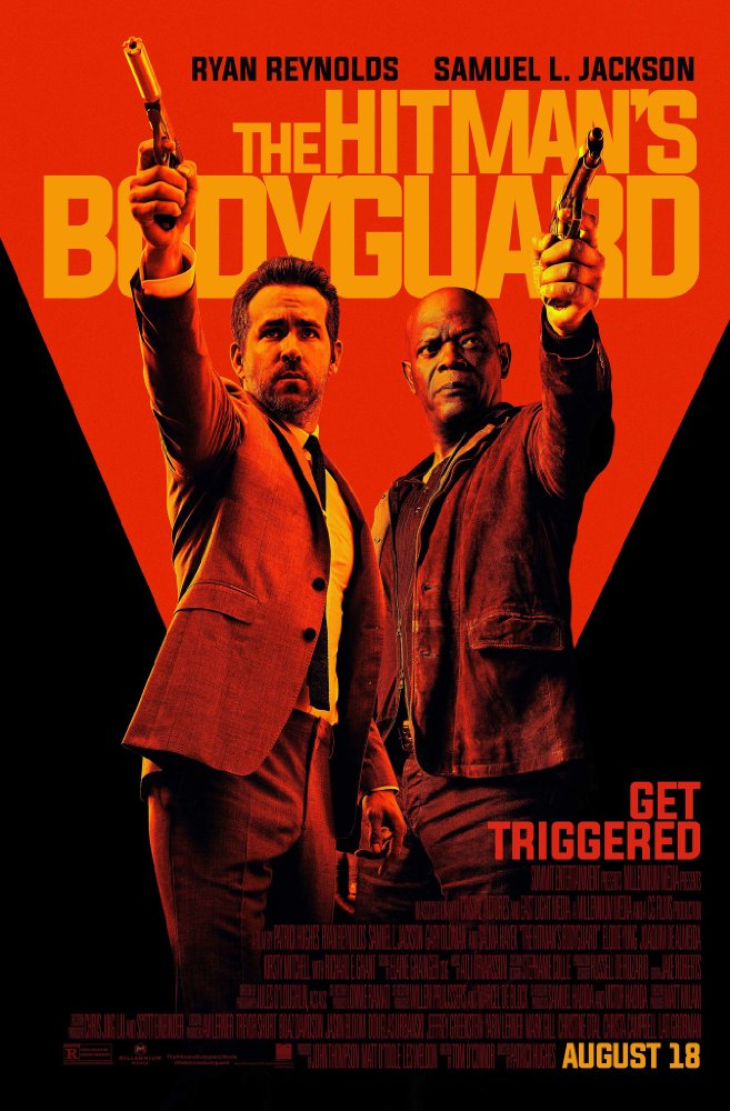 The Hitman's Bodyguard Cover