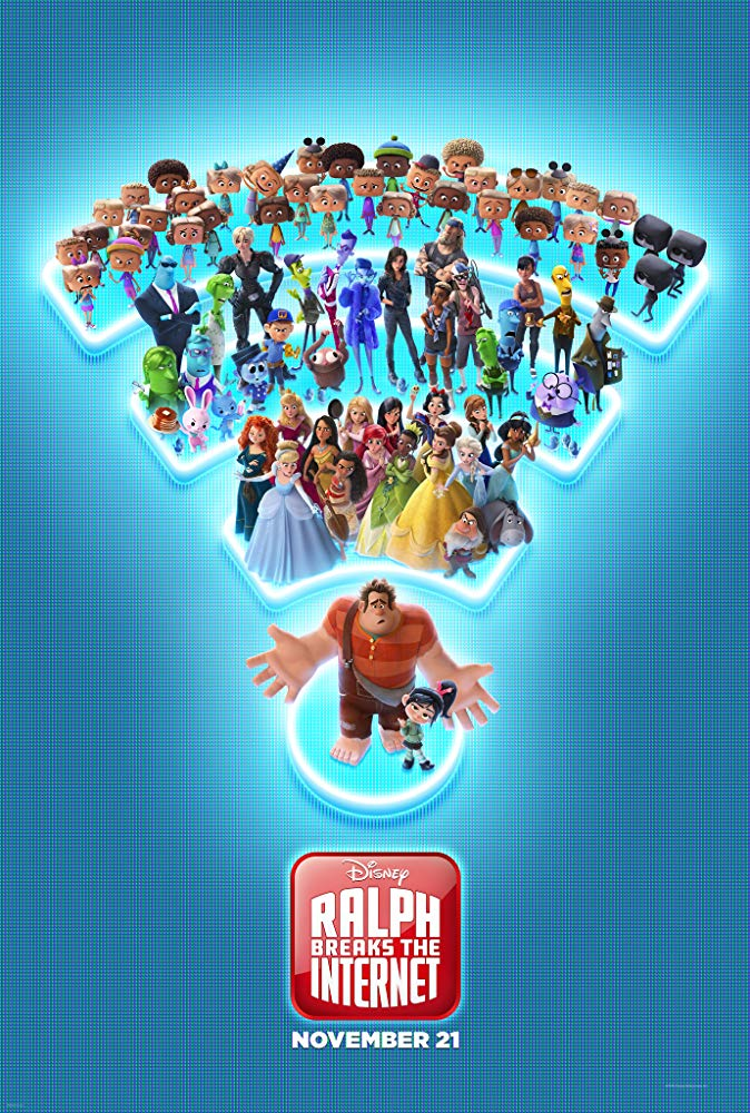 Ralph Breaks the Internet Cover
