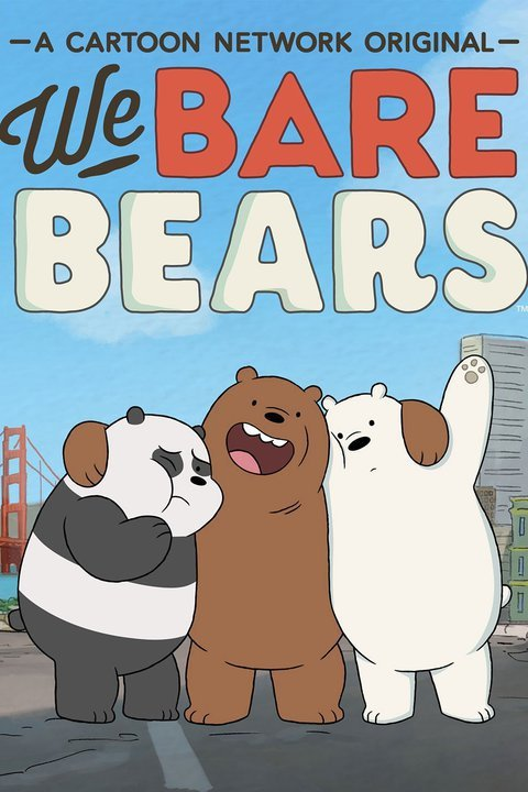 We Bear Bears Cover