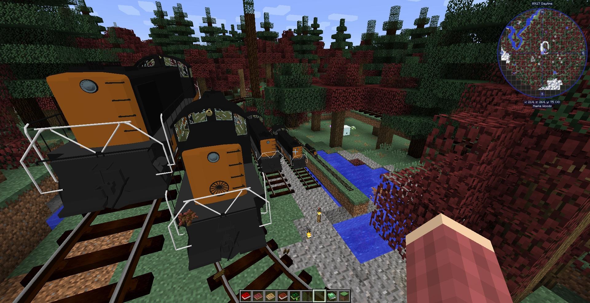 Immersive Railroads: Первый взгляд • SCAD's Design & Develop